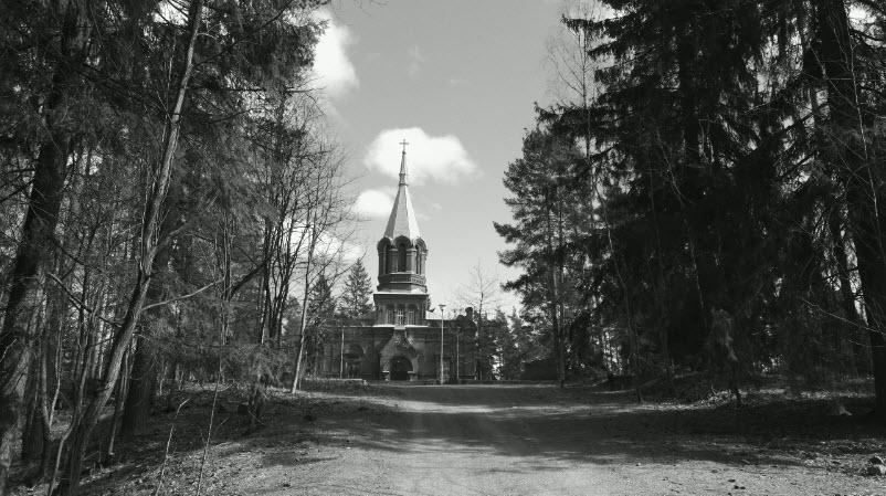 православная церковь в Коувола