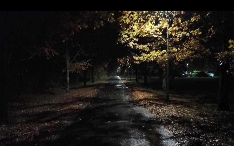 фото ночью