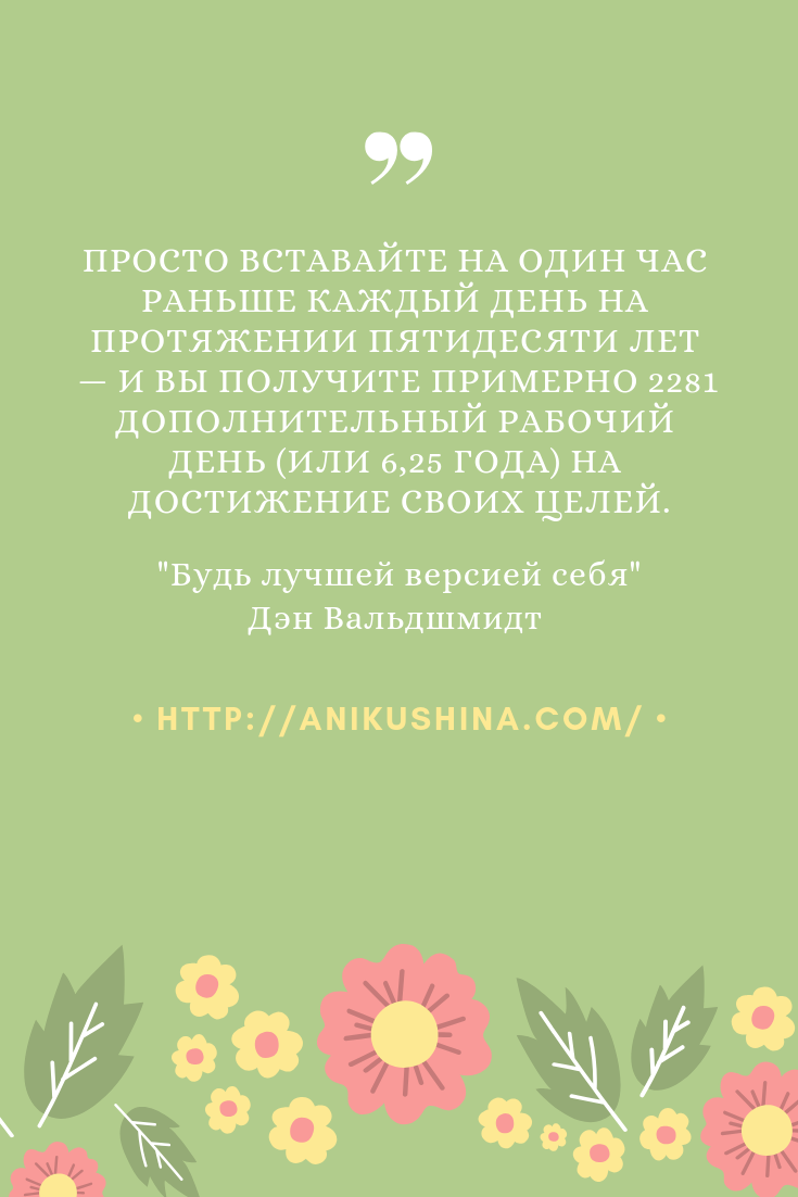 Отзыв на книгу Будь лучшей версией себя | Блог Елены Аникушиной