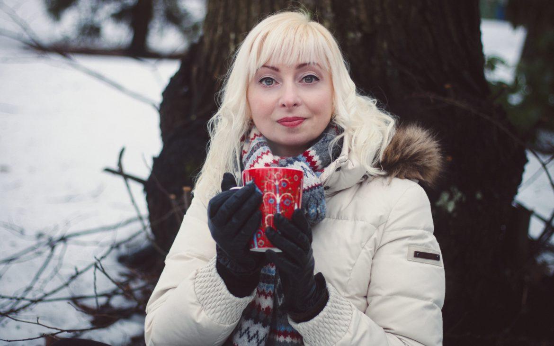 Елена Палмроос: «В поисках гармонии»