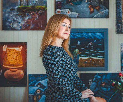 Арт-терапевт, велический астролог Елена Куннас